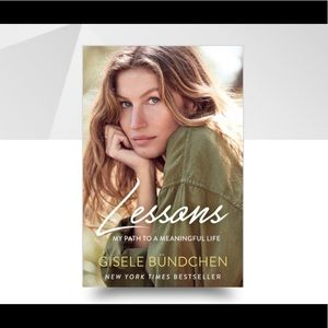 "Book ""lessons "" by Giselle"